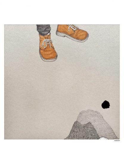 30x40_Yourshoes-myshadow